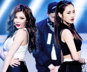4minute, hyuna, and gayoon image