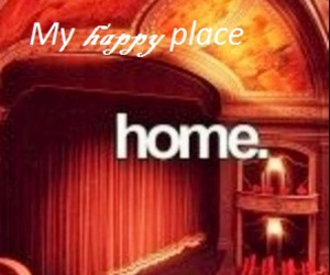 home, theatre, and my happy place image
