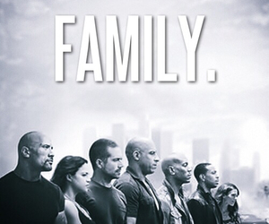 fast and furious 7 and fast family image