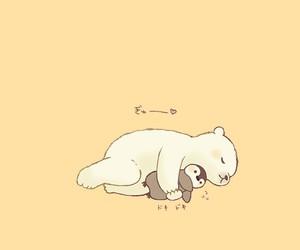 bear, hug, and kawaii image