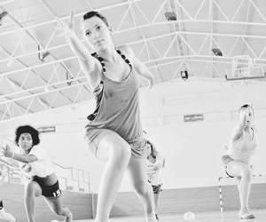 dance, girls, and coreografia image