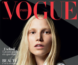 Suvi Koponen, vogue paris, and model image