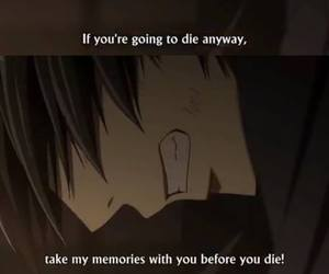 anime, feels, and qoutes image