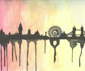london and art image