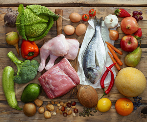 diet, food, and healthy image