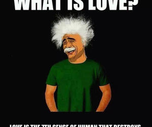 what is and love image