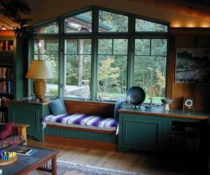 books, cosy, and decor image