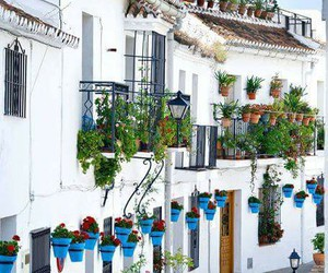 andalucia, street, and architecture image