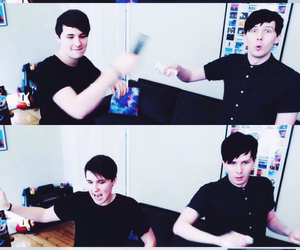 amazingphil, phan, and phil lester image