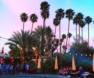 coachella, party, and summer image