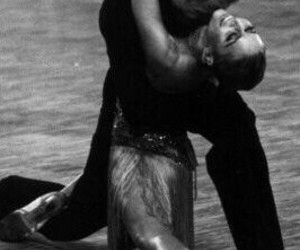 couple, dance, and latin image