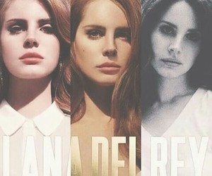 lana del rey, ultraviolence, and born to die image