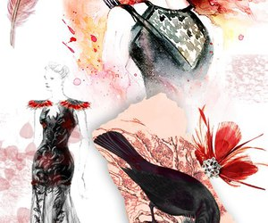 cinna, dress, and katniss image