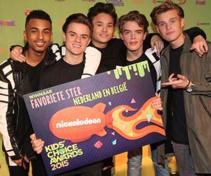 nickelodeon, b brave, and kids choice awards 2015 image