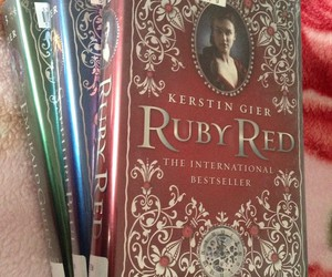 Ruby Red Book English