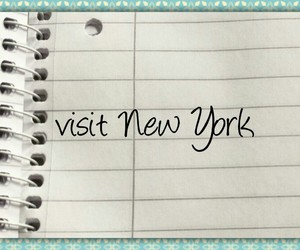 goal, new york, and travel image