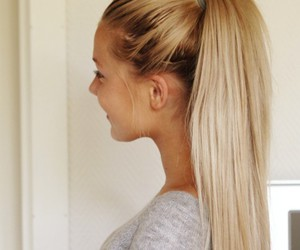 blond, perfect, and hair image