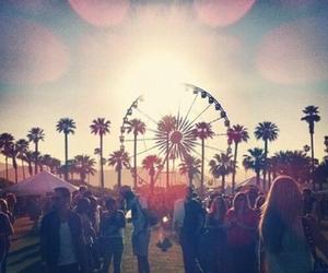 summer, fun, and coachella image