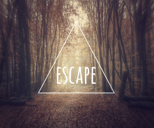 background, adventure, and escape image