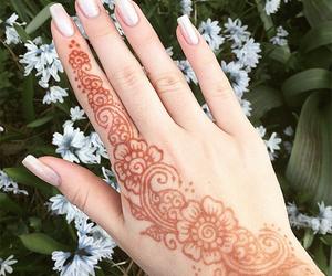 henna and hennatattoo image
