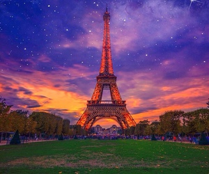 paris, france, and background image
