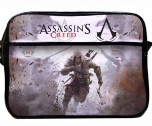 assassins, bag, and creed image