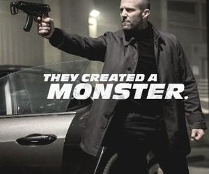 7, Jason Statham, and monster image