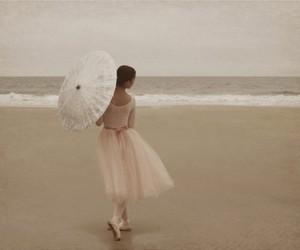 ballerina and vintage image