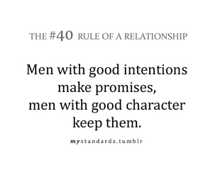 Relationship, rules, and words image