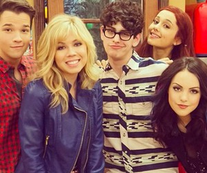 icarly, sam&cat, and victorious image