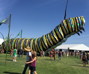 VIP, locations, and coachella 2015 image