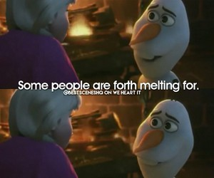 Best, frozen, and olaf image