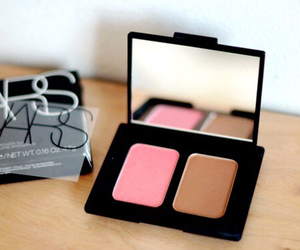 nars, makeup, and blush image