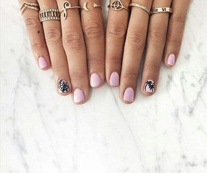 beautiful, super, and nails image