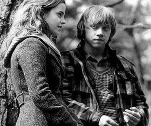 harry potter, hermione, and emma watson image