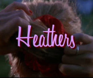 80s, movie, and scrunchie image