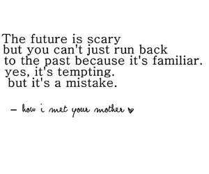 quote, future, and how i met your mother image