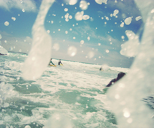 surf and water image
