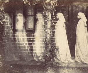 ghost and vintage image