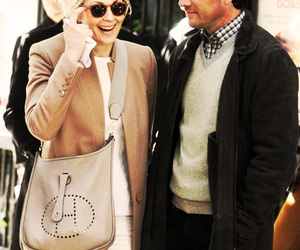gossip girl, matthew settle, and kelly rutherford image