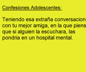 always, teenagers, and confesiones image
