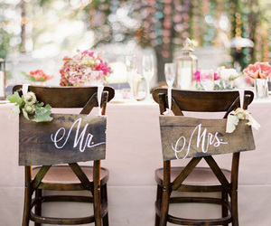 wedding, mr, and mrs image