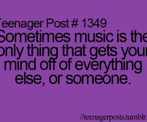 music and teenager post image