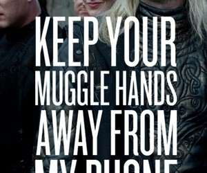 harry potter, muggle, and wallpaper image