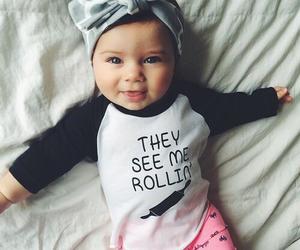 girl, baby, and kids image