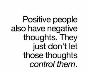 attitude, control, and negative image