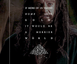 richard armitage, the hobbit, and thorin oakenshield image