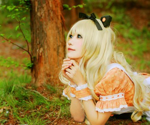 cosplay, vocaloid, and seeu image