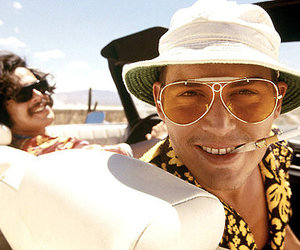 johnny depp and Fear and Loathing in Las Vegas image