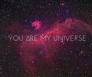 all, universe, and stars image